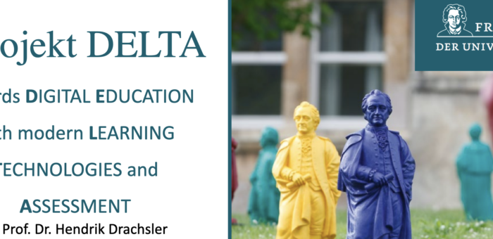 Kick-off-Treffen des DELTA-Projekts
