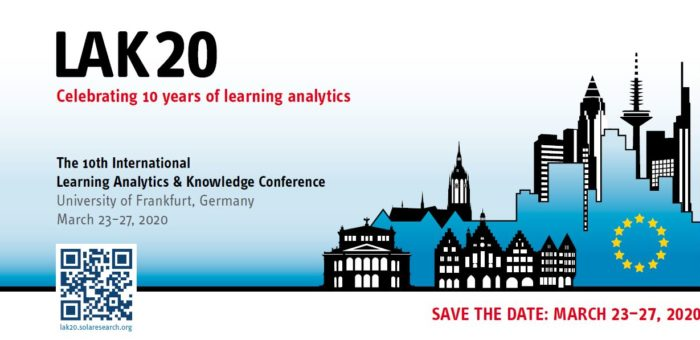 Most significant international Learning Analytics conference will take place – fully online