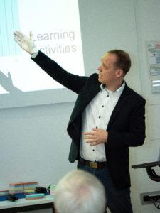 Prof. Drachsler am TLA Workshop zum Verhaltenskodex für Learning Analytics