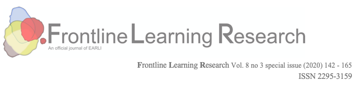 Tracking Patterns in Self-Regulated Learning Using Students' Self-Reports and Online Trace Data