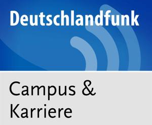 Radio Beitrag zu Online Konferenzen bei Campus & Karriere