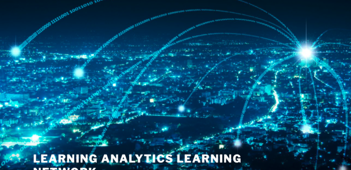 TLA presented at Learning Analytics Learning Network (LALN)
