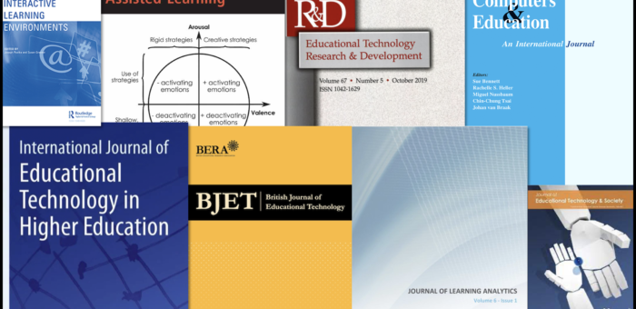 Now online: List of EduTec Journals and Conferences
