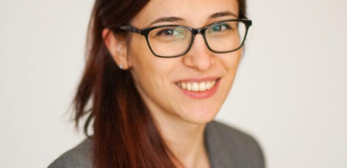 Ioana Jivet joins the team